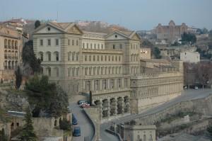 """Casa d´Exercicis """"Cova Sant Ignasi"""""""