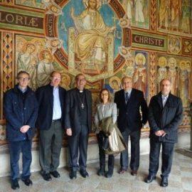 Trobada de l'OEP amb el nostre Cardenal Juan José Omella