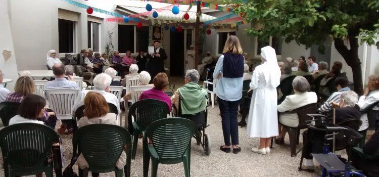 Festa de la Residència Mare Caterina de Barcelona